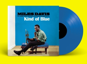 KIND OF BLUE -BLUE VINYL-