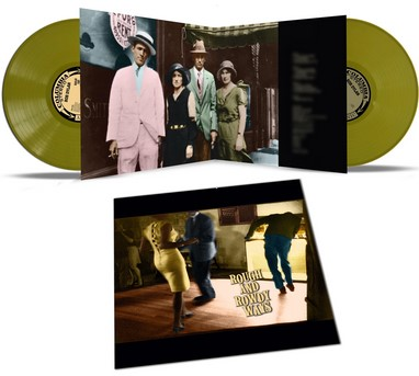 ROUGH AND ROWDY WAYS - LIMITED EDITION OLIVE GREEN VINYL BOB DYLAN