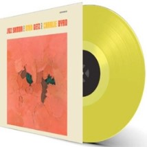 JAZZ SAMBA -YELLOW VINYL-