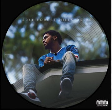 2014 FOREST HILLS DRIVE = EP