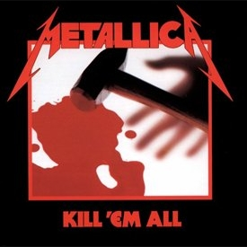 KILL ·EM ALL = REMASTERED