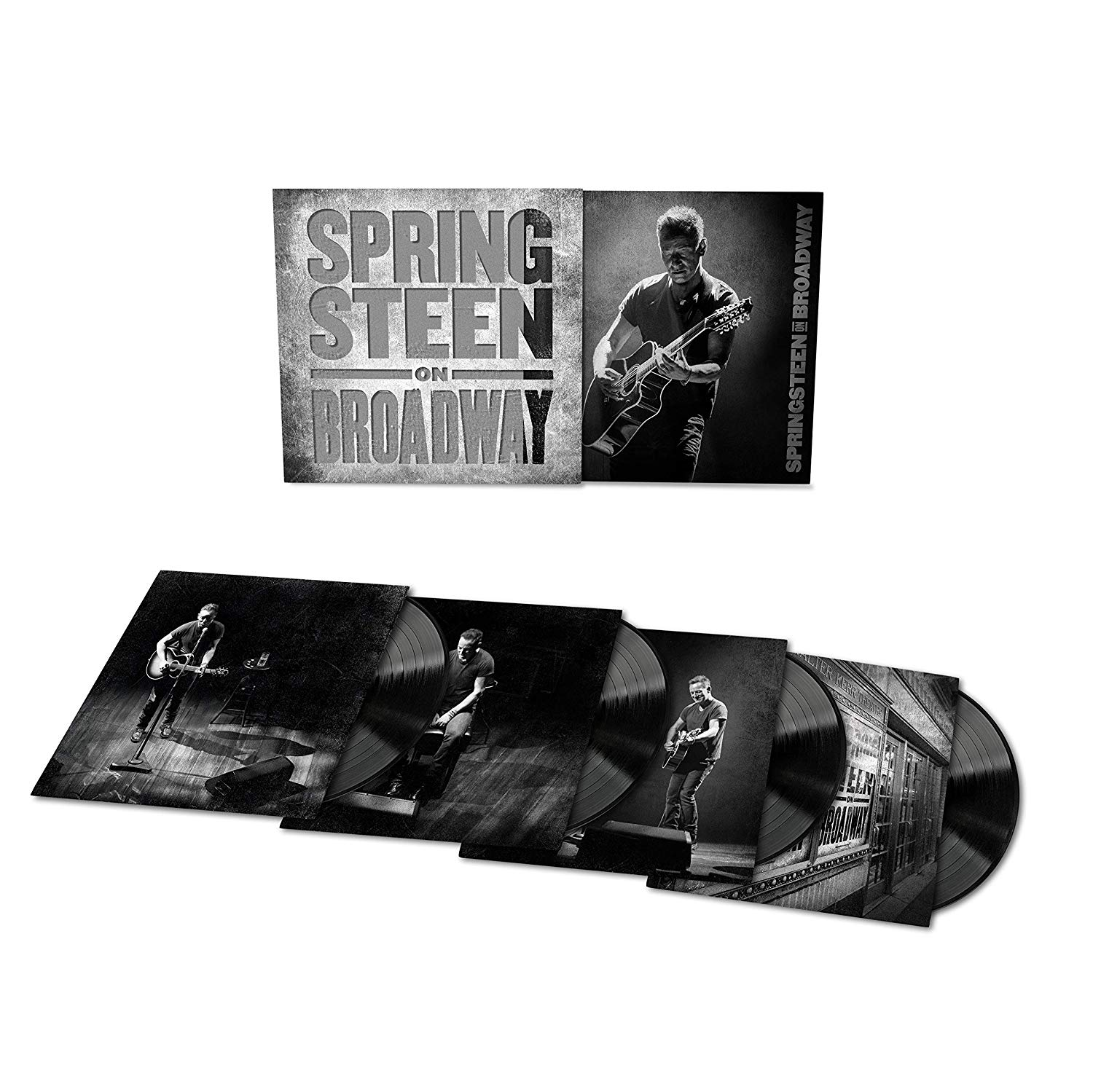 SPRINGSTEEN ON BROADWAY -BOX SET-