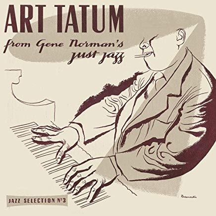 ART TATUM FROM GENE NORMAN