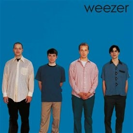 BLUE ALBUM = REISSUE