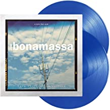 A NEW DAY NOW = BLUE TRANSPARANT VINYL